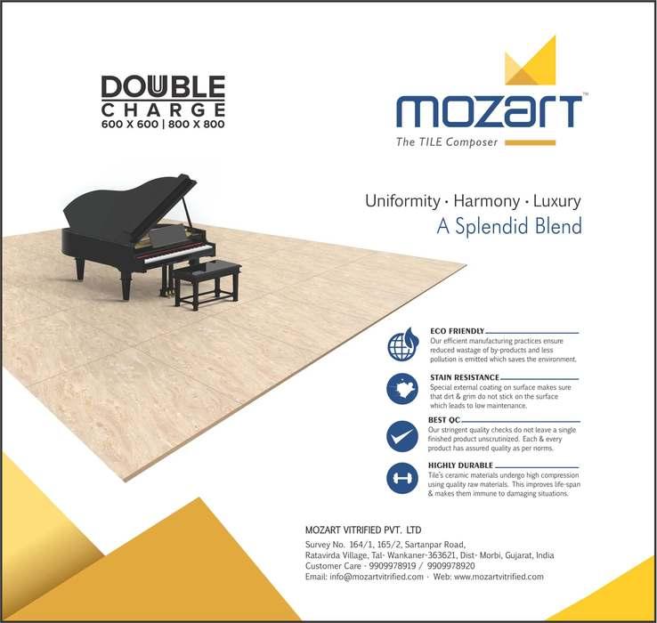 Ceramic India Mozart Vitrified Pvt Ltd