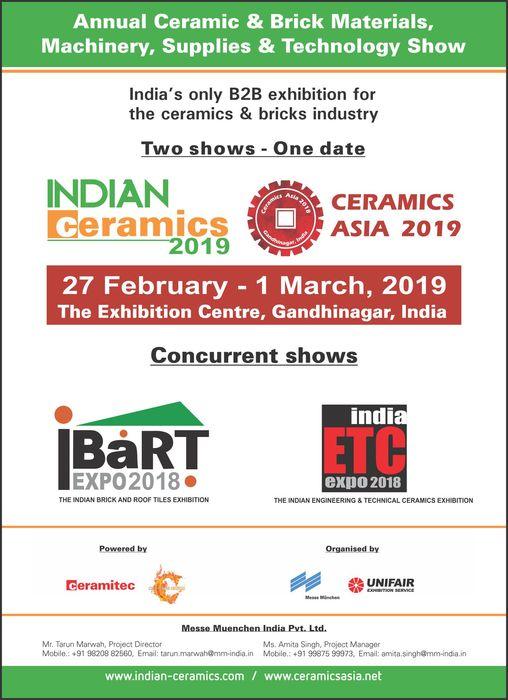 Ceramic India - Indian-ceramics-2020