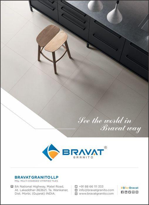 Ceramic India - Bravat-granito-llp