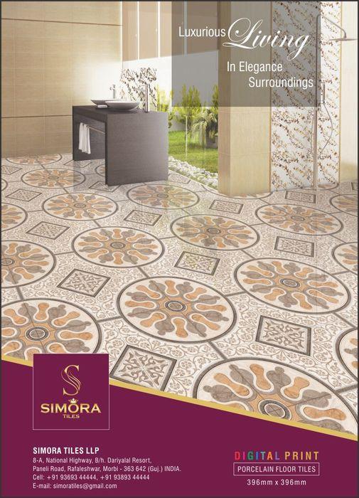Ceramic India - Simora-tiles-llp
